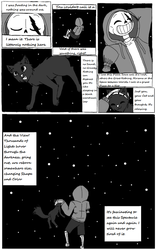 [A Journey to Remember] Prologue page 1 by creepypastafangirl1