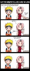 Why Naruto fillers were long by icyookami