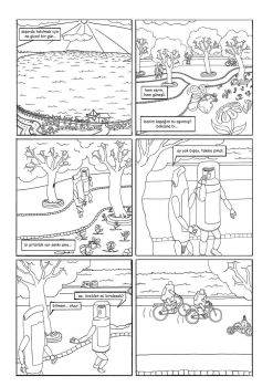 Bicycle Thieves Page 01 by cey-cey