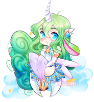 Soraka by FBSchin