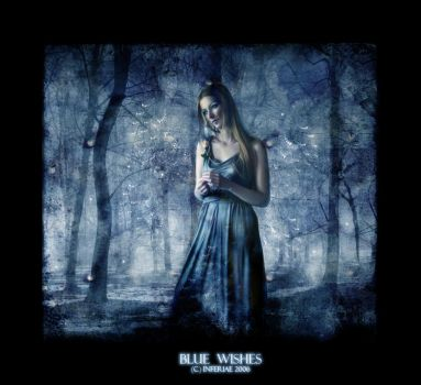 Blue Wishes by Inferiae