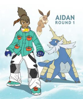 JOCT R1 REF - AIDAN by Trainer48