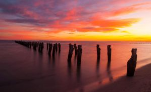Clifton Springs Dawn by daniellepowell82