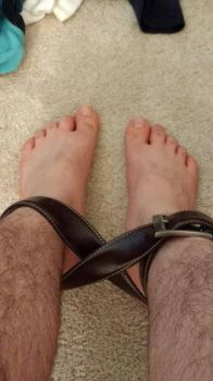 Barefeet belt tied 3 by barefoot99