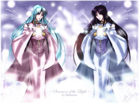Summoners of The Light by Orchidias