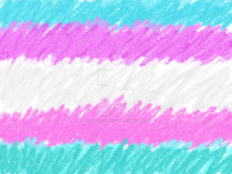 Transgender Pride Flag (Transparent Background) by NightshadeCreepypasa