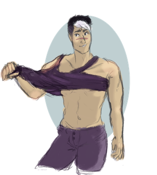 Voltron? More Like Yes Daddy by ChaosArtistify