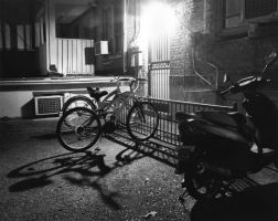 Night Bikes by andtasmo