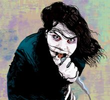 Gerard My chemical romance by ATurner-Design