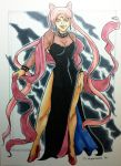 Black Lady Commission by DKHindelang