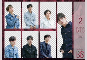 BTS PNG PACK by SulePir