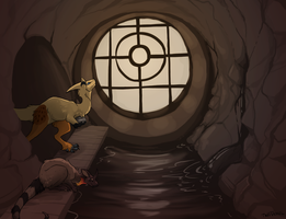 Abandoned Tunnels by TwoTassel