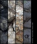 Stone Textures Pack 03 by nighty-stock