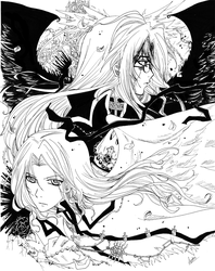 ---Abel and Cain--- by Insane--soul