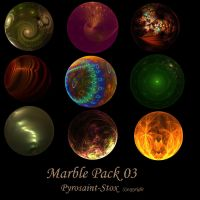 Marble Pack 03 by Pyrosaint-Stox