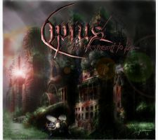 Opius (heavy metal band) Cover Art by IronImage