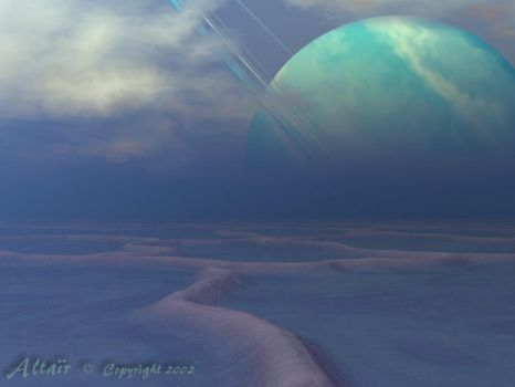 Exoplanet 1 by Rankha