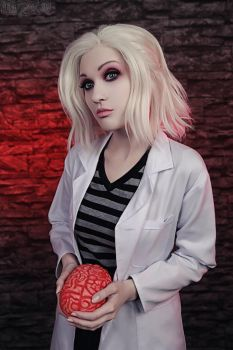 iZombie - Olivia Moore by Katy-Angel