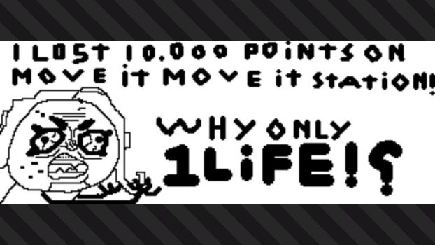 Why Only One Life!? by DarkMario2