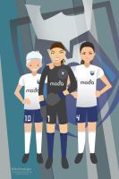 Seattle Reign by hercircumstance