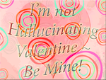 Not Hallucinating Valentine by WDWParksGal