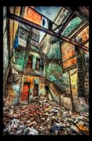 Like Inside of My Head HDR by ISIK5