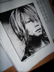 Finished: Shinya [Dir en grey] by MisakiYamashiro