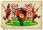 Morris Dancing Coat-ofArms by yggdryad