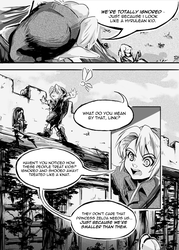 Young Link comic page 6 by bossbetch