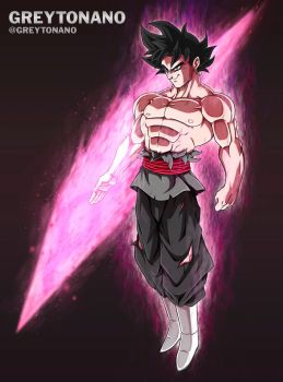 Goku Black Migatte No Gokiu V3 by Greytonano