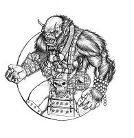 Bugbear by The-3DArtist