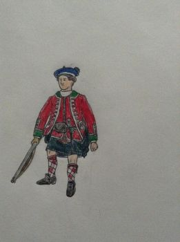 77th Montgomery's Highlanders (Britain 7yw ) by leptoceratops