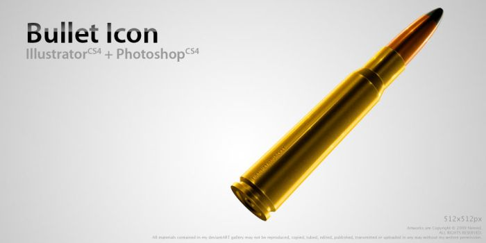 Bullet Icon by Nemed