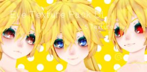 |MMD| Eye Texture Pack DL by ItsNotMeOwO