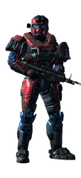 my halo Reach armor 2 by FelgrandKnight34