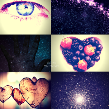 aesthetic #5: |galaxy| by snowflake20006