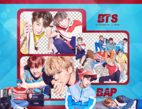 Pack Png 709 // BTS (Love Yourself - Her) (V Ver) by BEAPANDA
