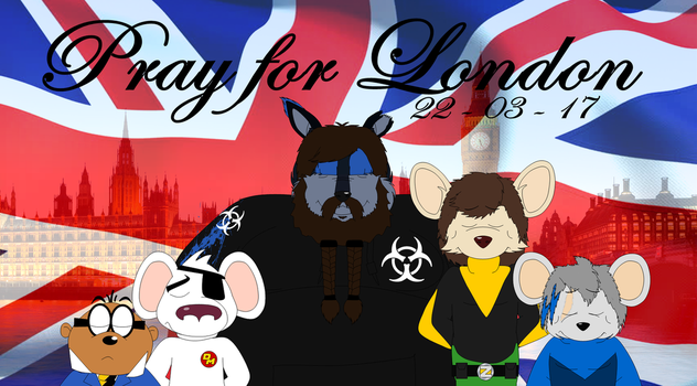 Pray for London by AshleyWolf259