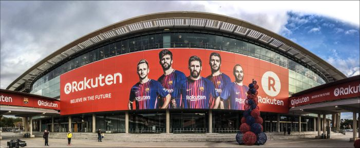 Camp Nou, Barcelona by apple-yigit-jack