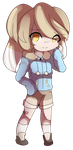 New outfit Alt for Lydia By Cynicaladopts-dcadyji by Jug-a-Nuts
