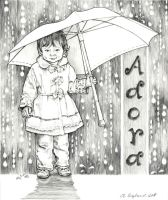 Rainy Day Adora by GloriaDei