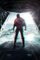 Captain America 3-D conversion by MVRamsey
