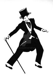 Tap Dancer_04 - Fred Astaire by sisapka