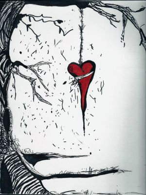 In love and Death Tree by MexicanSeafoodCobain