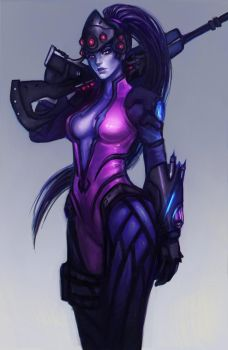 Widowmaker by Neidii