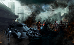 JUSTICE LEAGUE wallpaper (FINAL) - G@BRIEL GR@Y by GBRIELGRY
