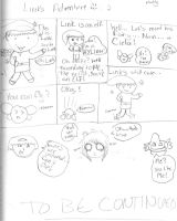 Link's Adventures 2 by IamDEFINITIONofCRAZY