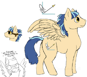 Twiflash Son by ChocolateQuill