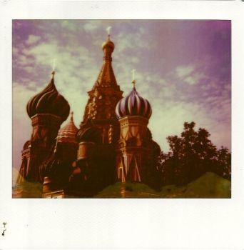 Saturday Morning On Red Square II by InstantPhotographer