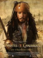 Pirates Of The Caribbean 4 by bpenaud